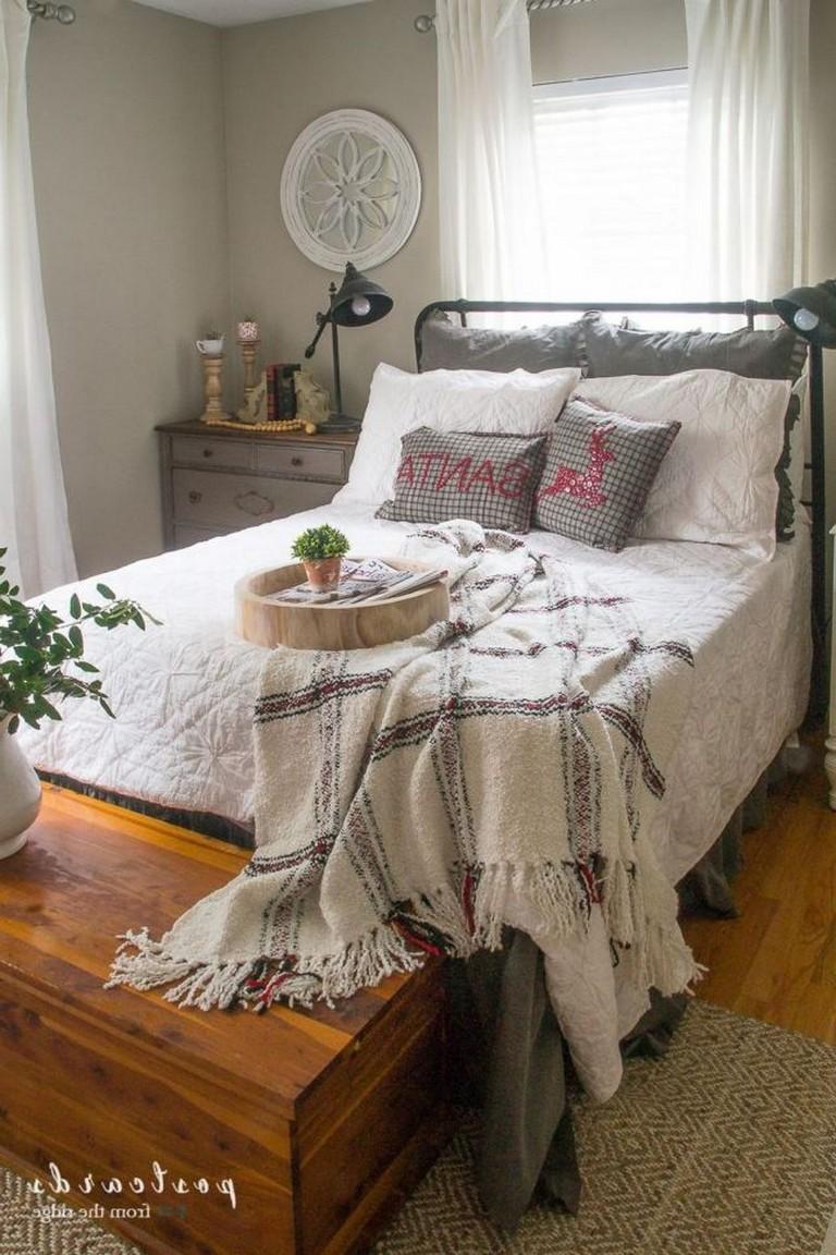 Идеи декора спальни в деревенском стиле фото 16