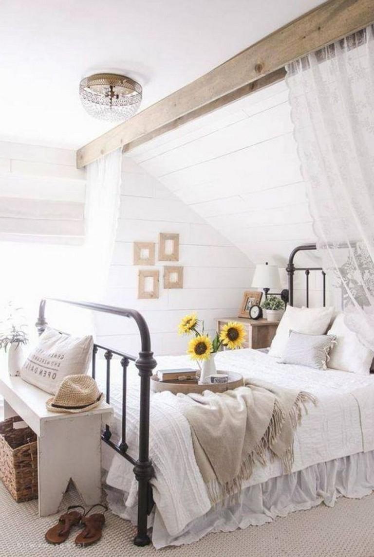 Идеи декора спальни в деревенском стиле фото 3