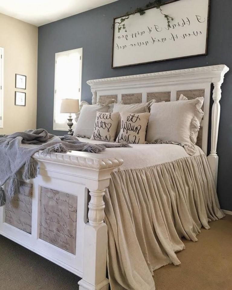 Идеи декора спальни в деревенском стиле фото 10