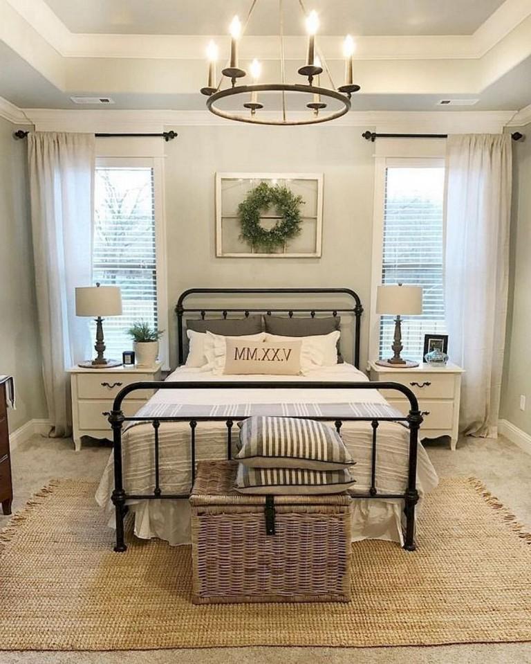 Идеи декора спальни в деревенском стиле фото 7