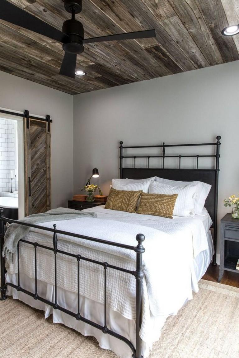 Идеи декора спальни в деревенском стиле фото 24