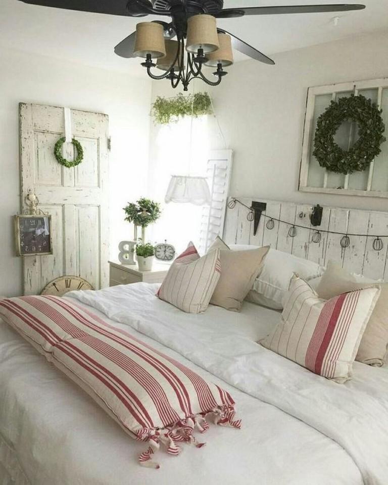 Идеи декора спальни в деревенском стиле фото 25