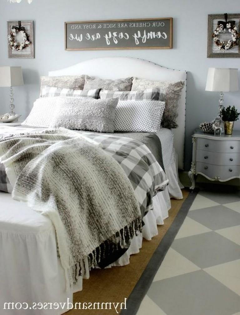 Идеи декора спальни в деревенском стиле фото 1