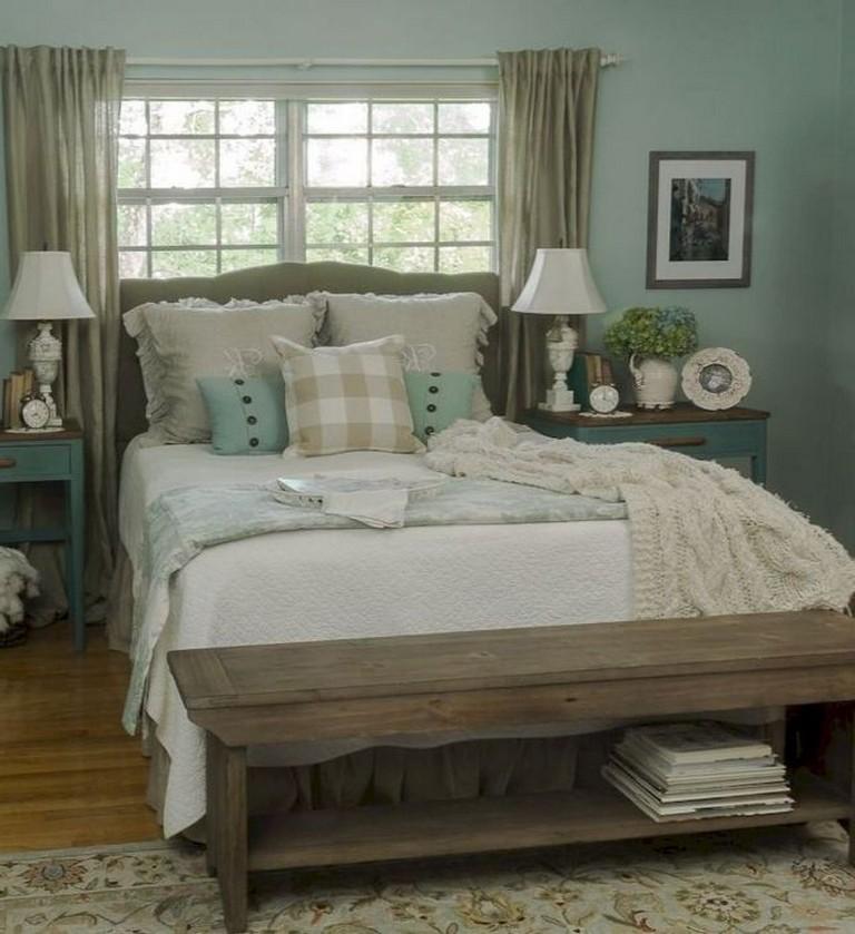 Идеи декора спальни в деревенском стиле фото 6