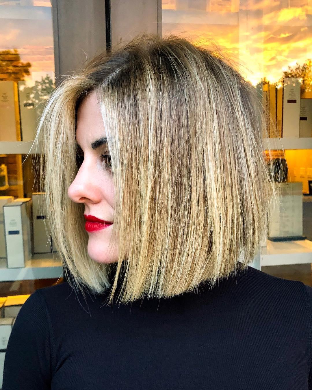 Стильные варианты стрижек на короткие волосы фото 5