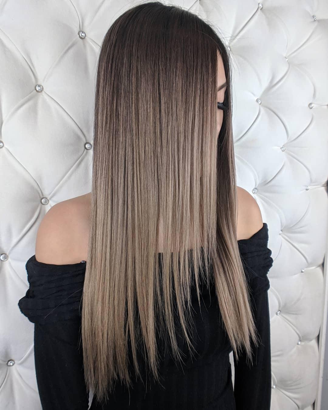 стрижки на длинные волосы 2020 фото 13