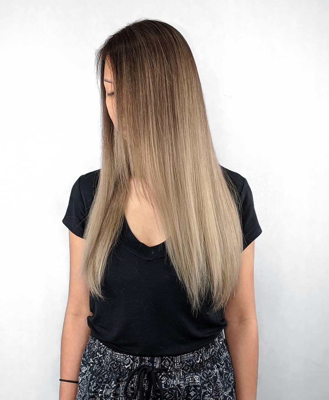 стрижки на длинные волосы 2020 фото 15