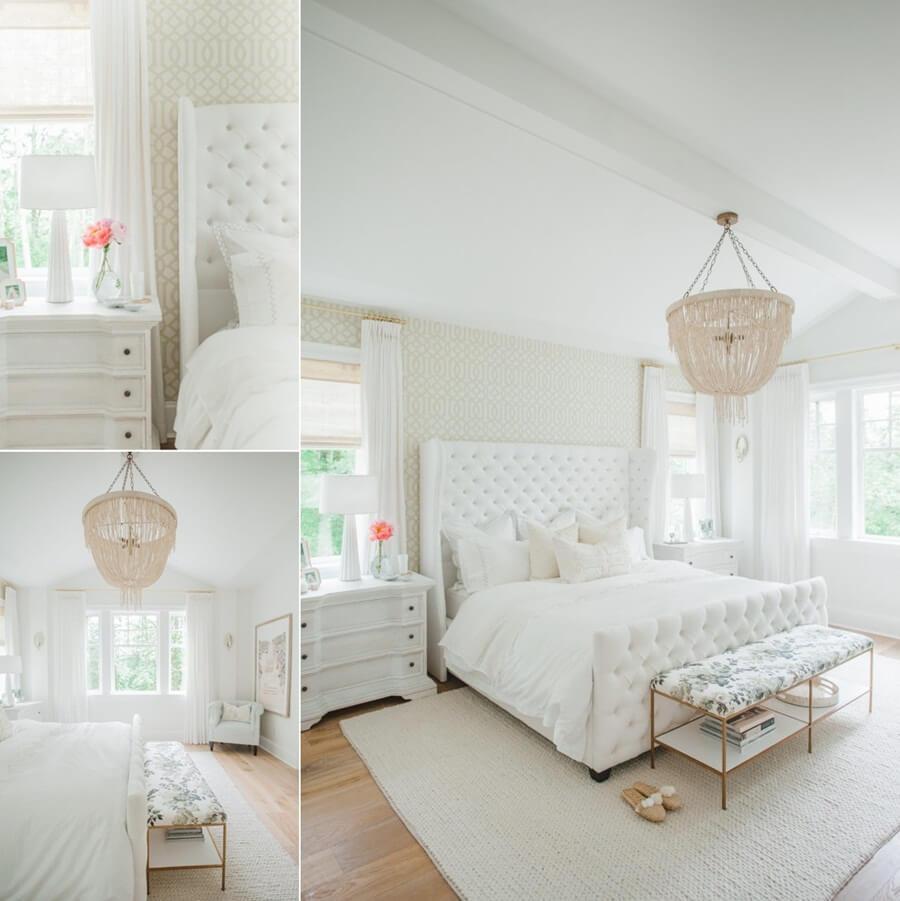 Идеи дизайна интерьера спальни в пастельных тонах фото 6