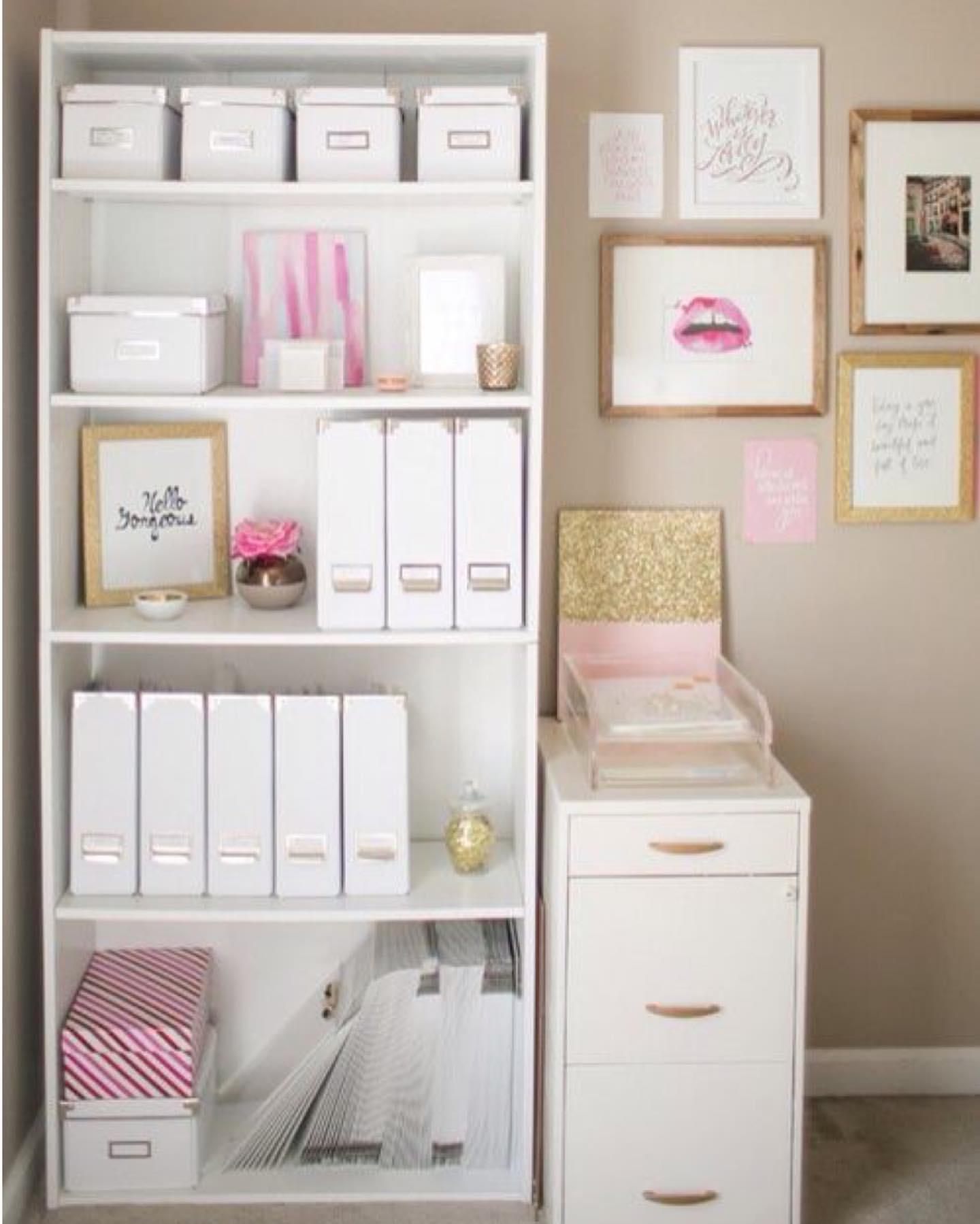 Идеи для организации домашнего офиса фото 1