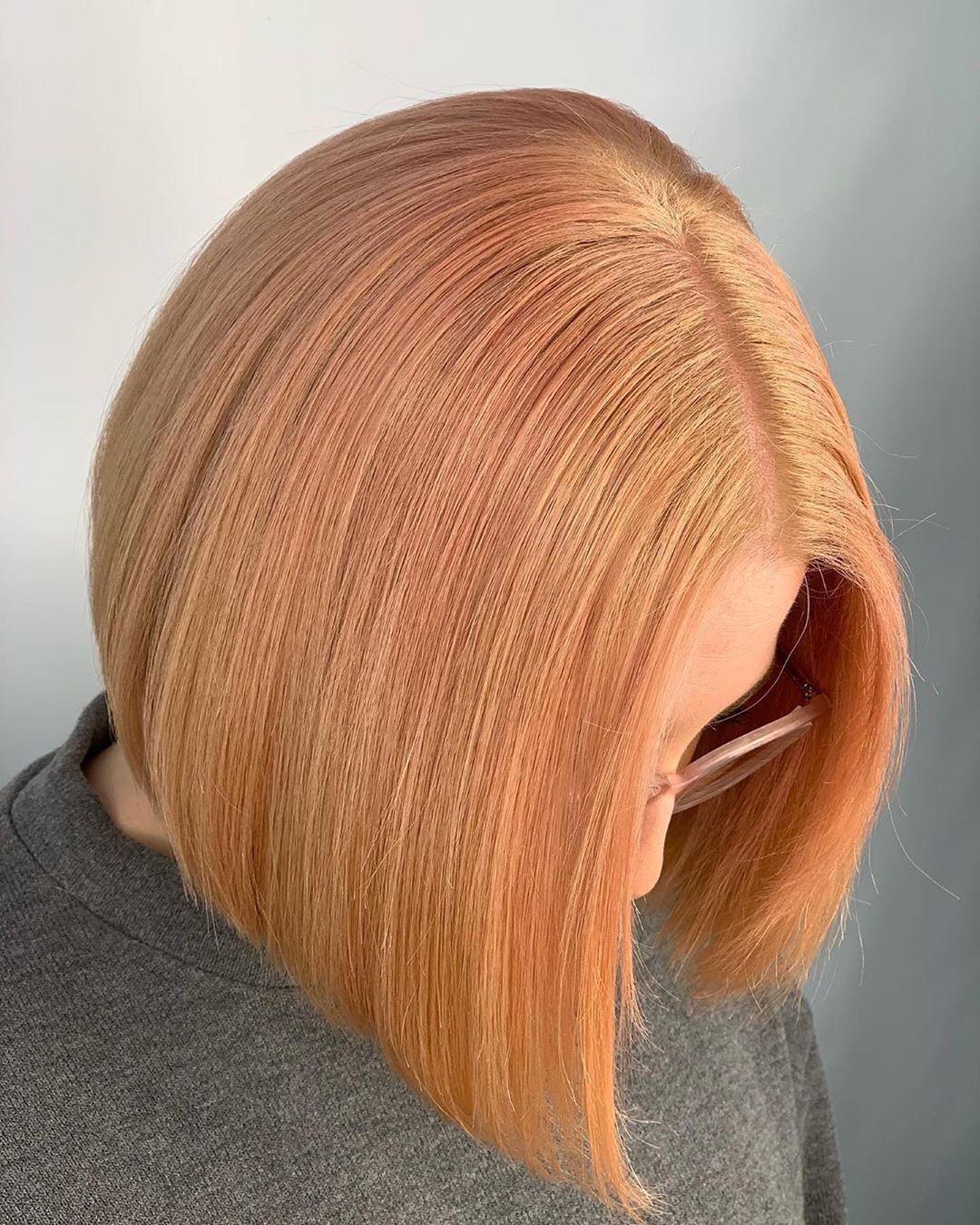 Стрижки после 40 лет на прямые волосы 2019-2020 фото 1