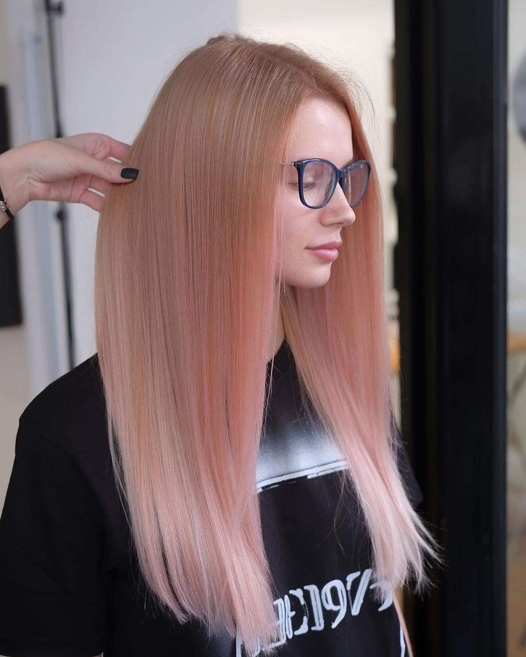 клубничный блонд фото 7