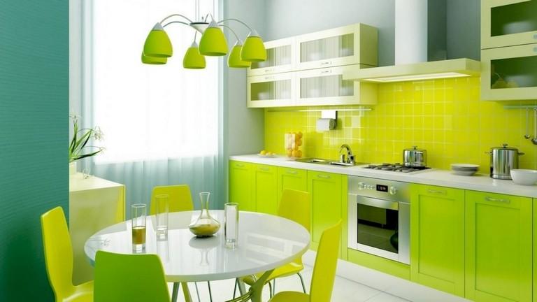 Идеи интерьера столовой комнаты фото 6