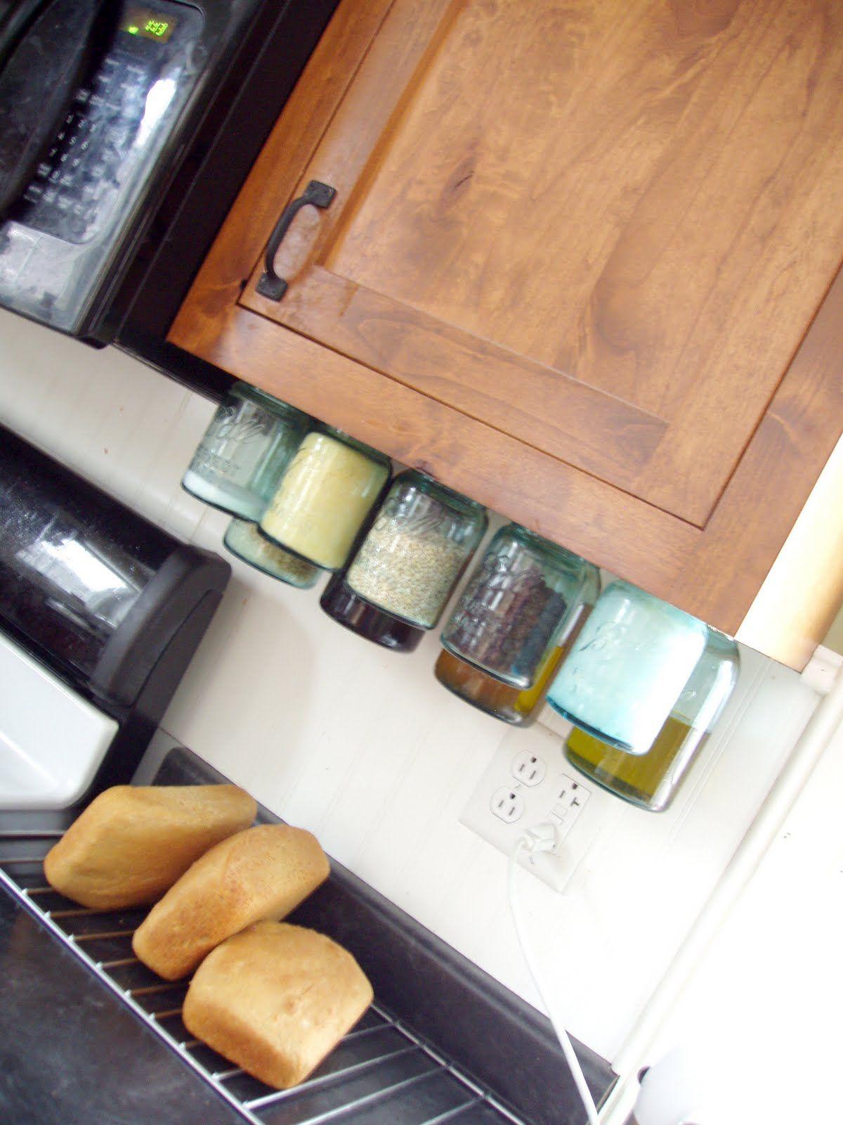 организация пространства на кухне фото 10