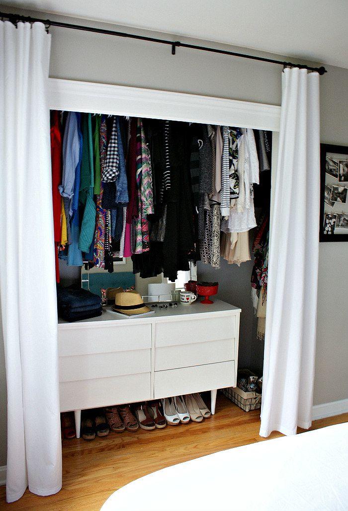 Полезные идеи организации гардероба фото 1