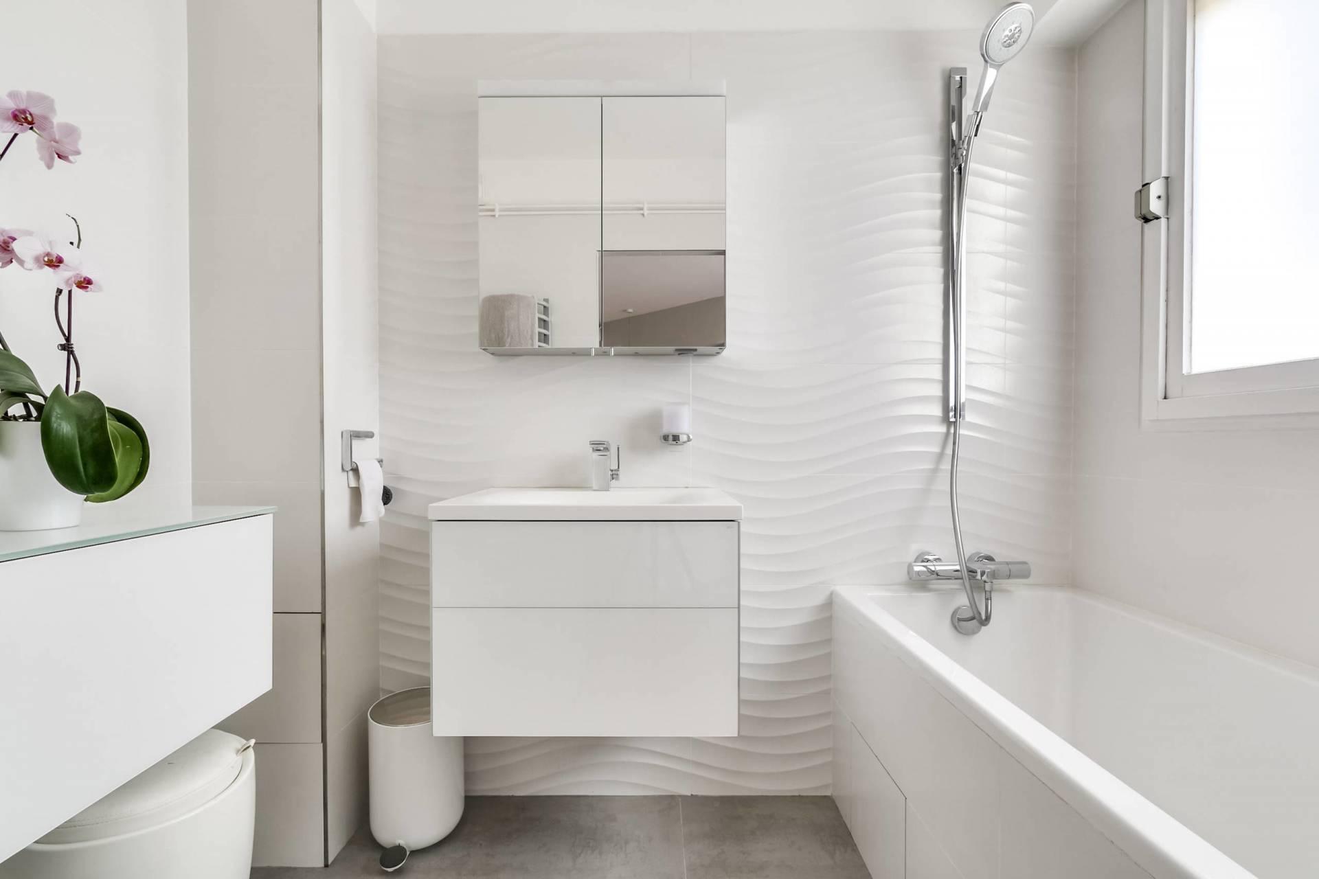 создание стильной ванной комнаты фото 17