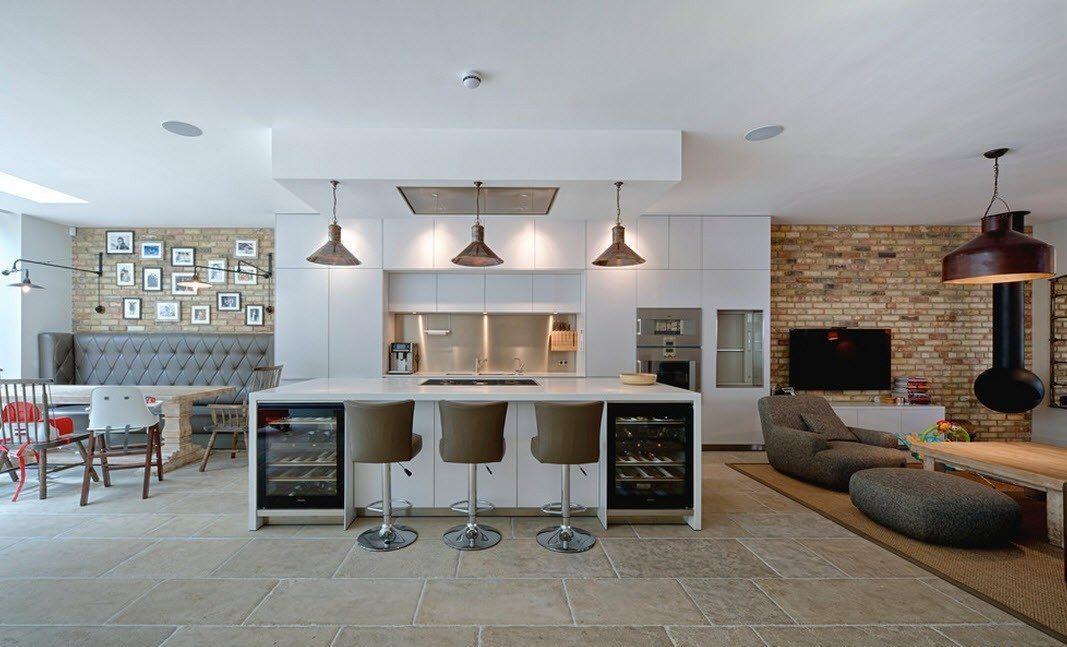 Идеи модернизации пространства на вашей кухне фото 7