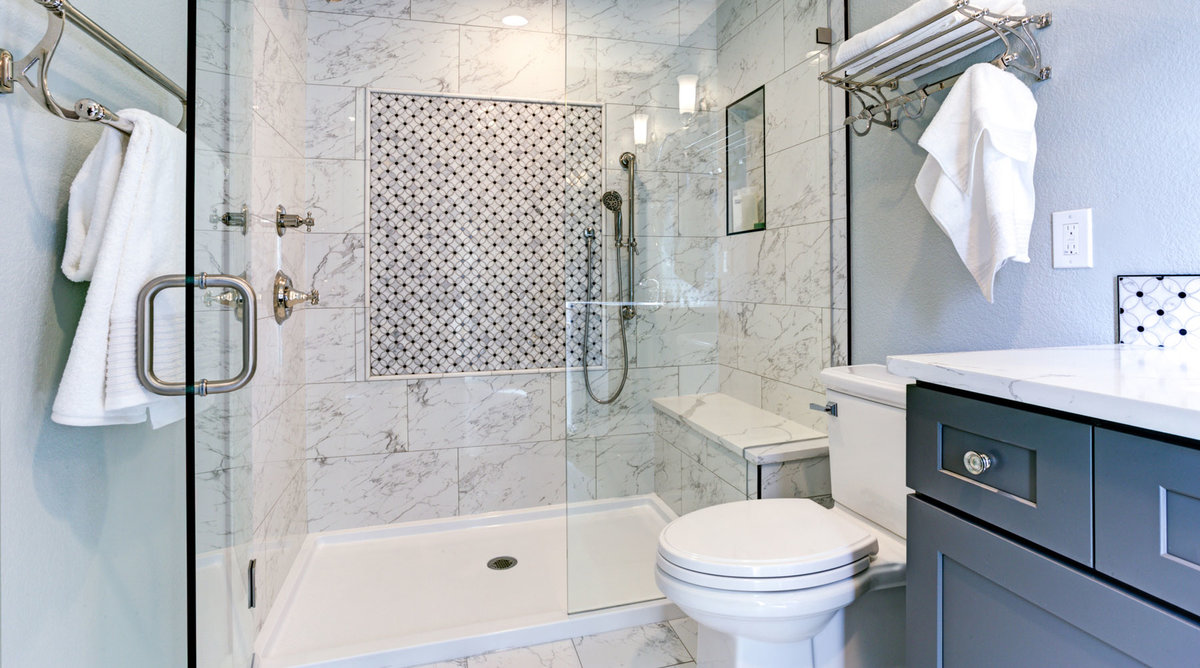 создание стильной ванной комнаты фото 9
