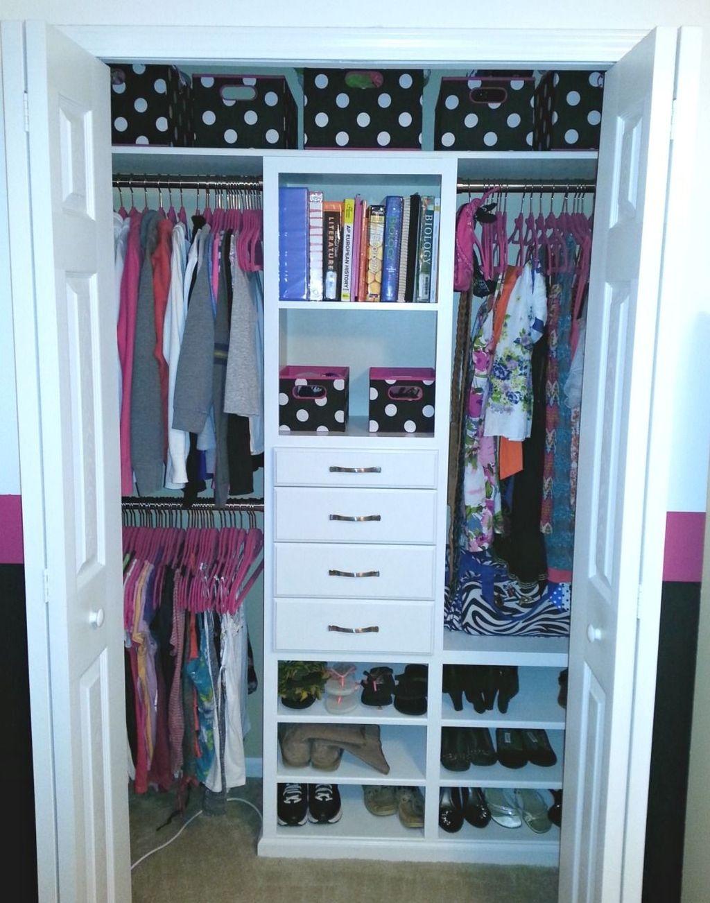 Полезные идеи организации гардероба фото 3