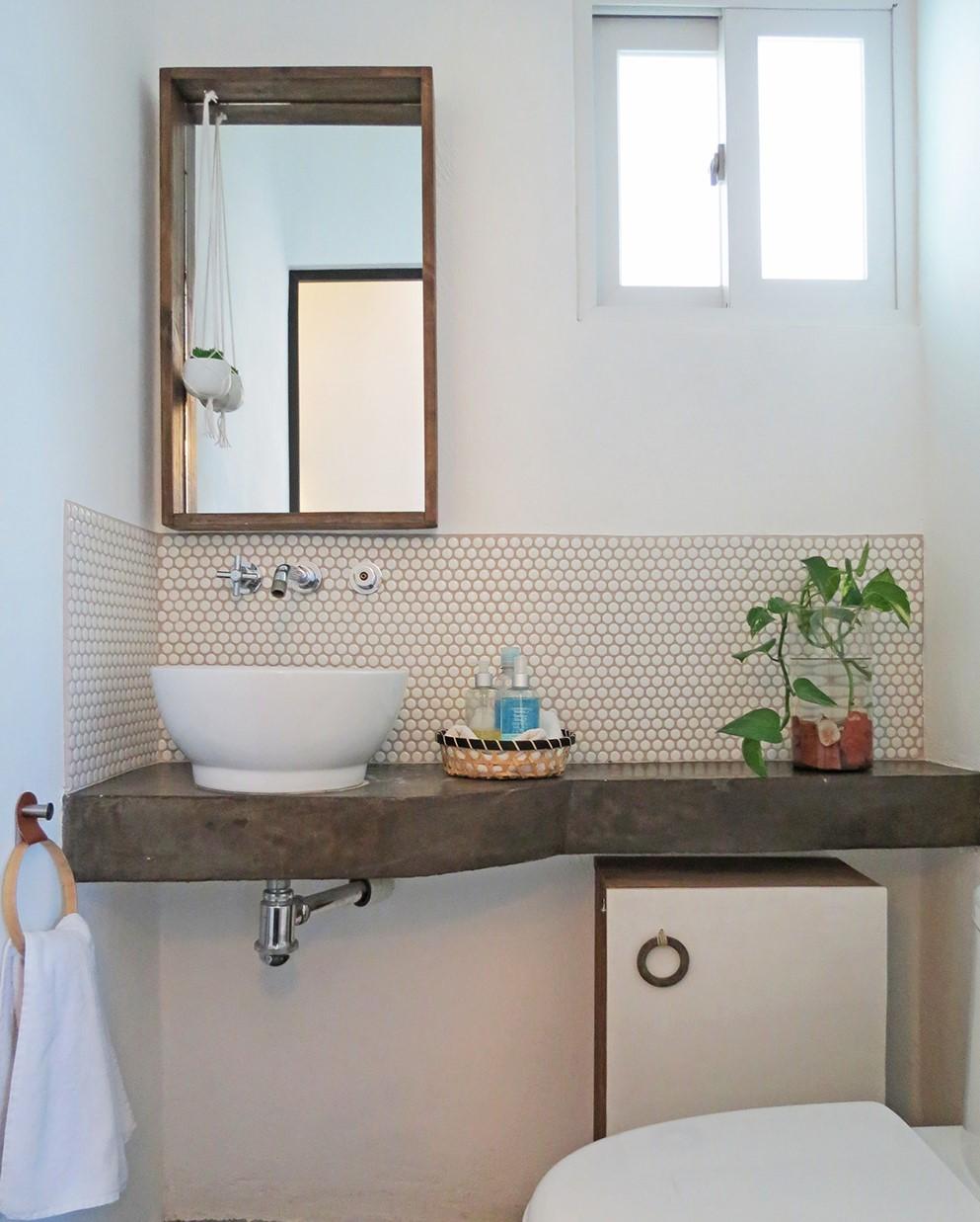 Идеи для создания стильной ванной комнаты фото 2