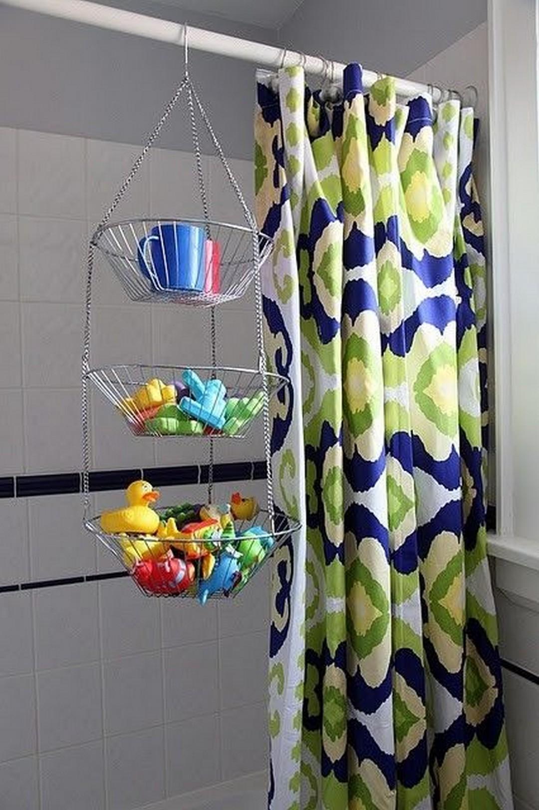 Идеи для хранения детских игрушек фото 8