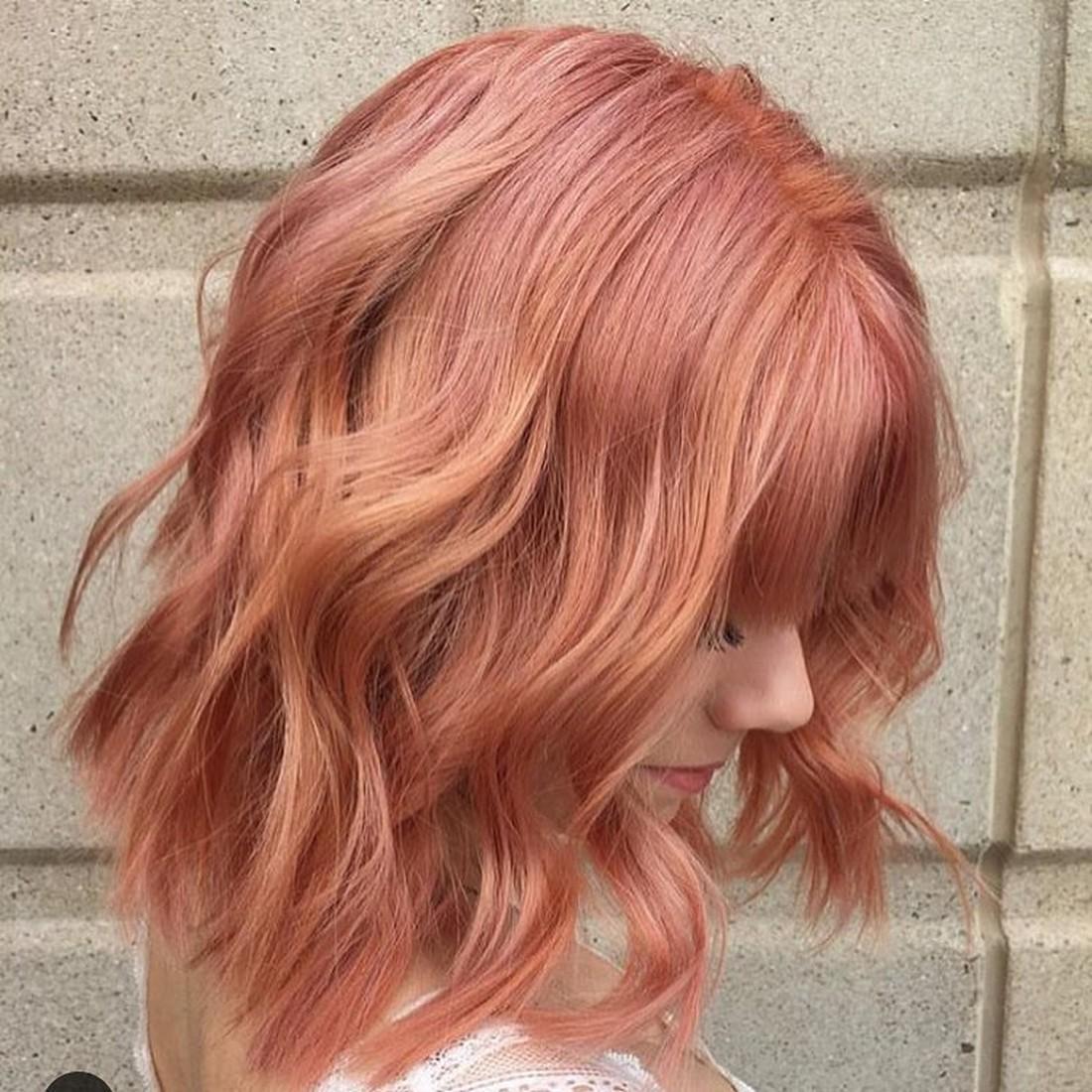 клубничный блонд фото 6