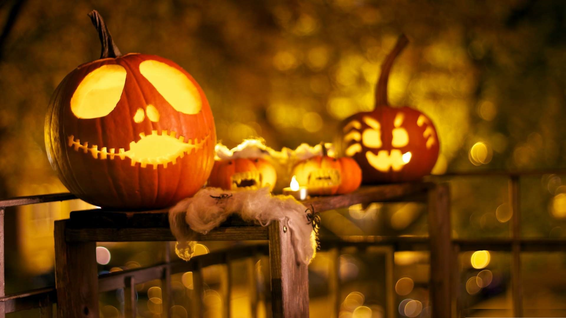 Как оформить вечеринку на Хэллоуин фото 2