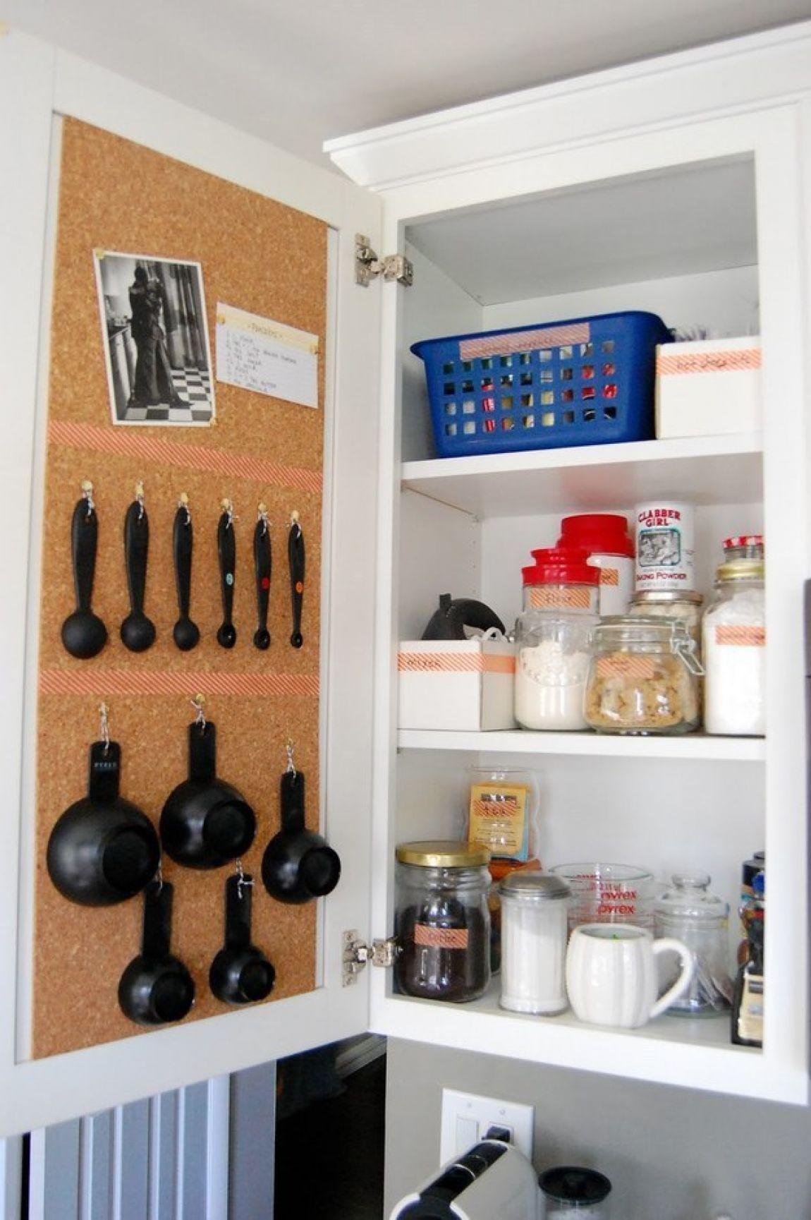 организация пространства на кухне фото 5