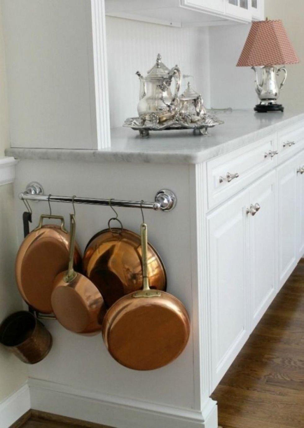 организация пространства на кухне фото 9
