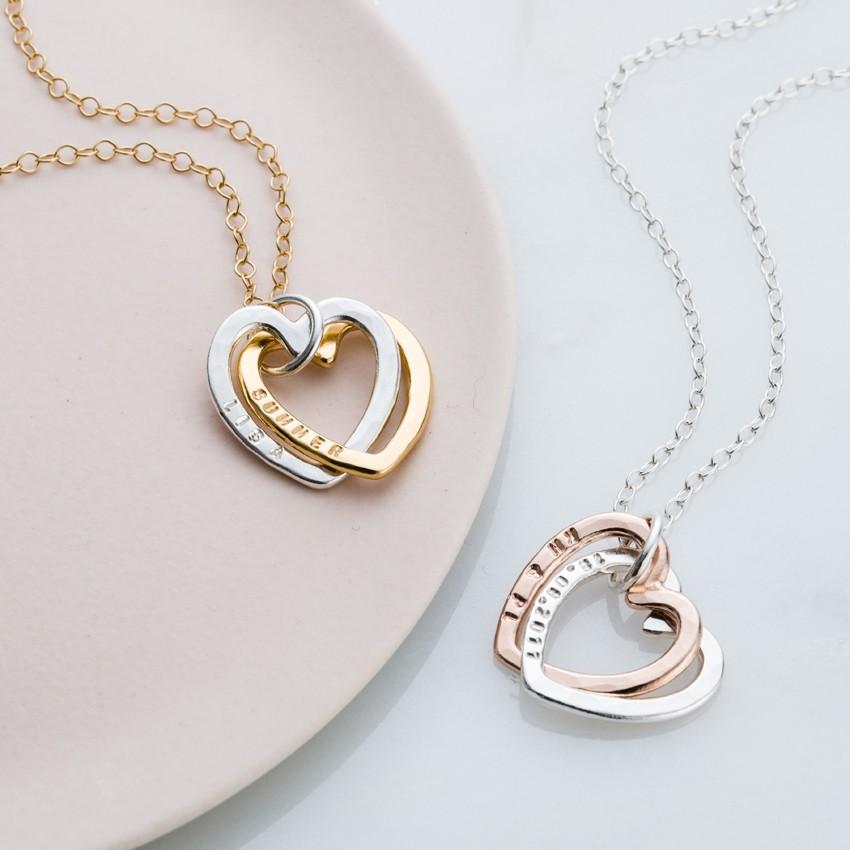 Медальоны в форме сердца от CHARMON фото 2