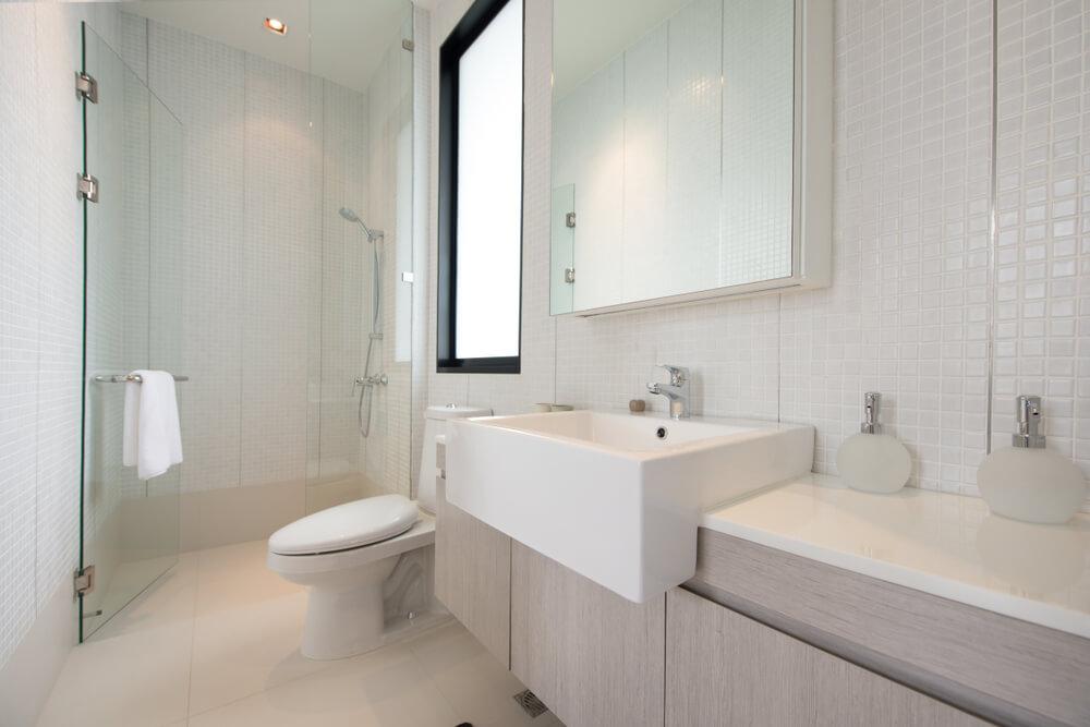создание стильной ванной комнаты фото 14