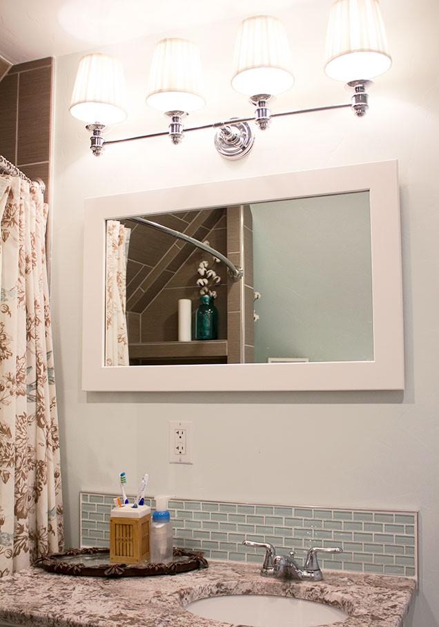 Идеи для создания стильной ванной комнаты фото 6