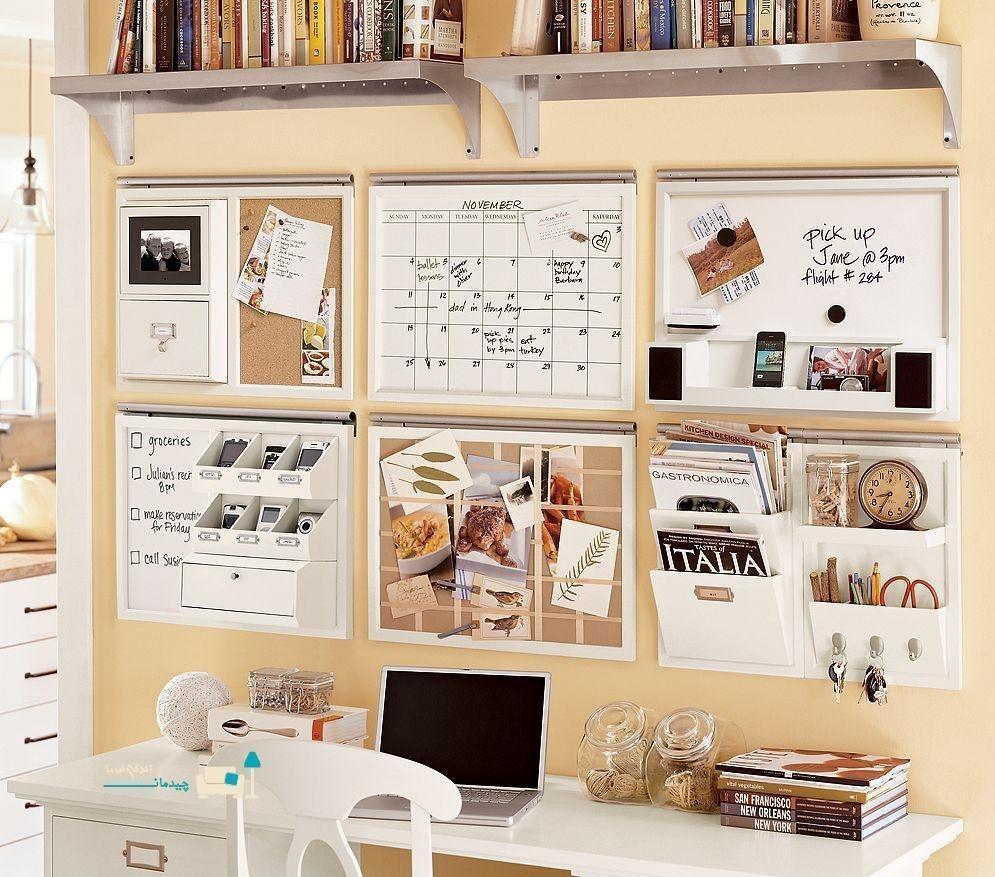 Идеи для организации домашнего офиса фото 2