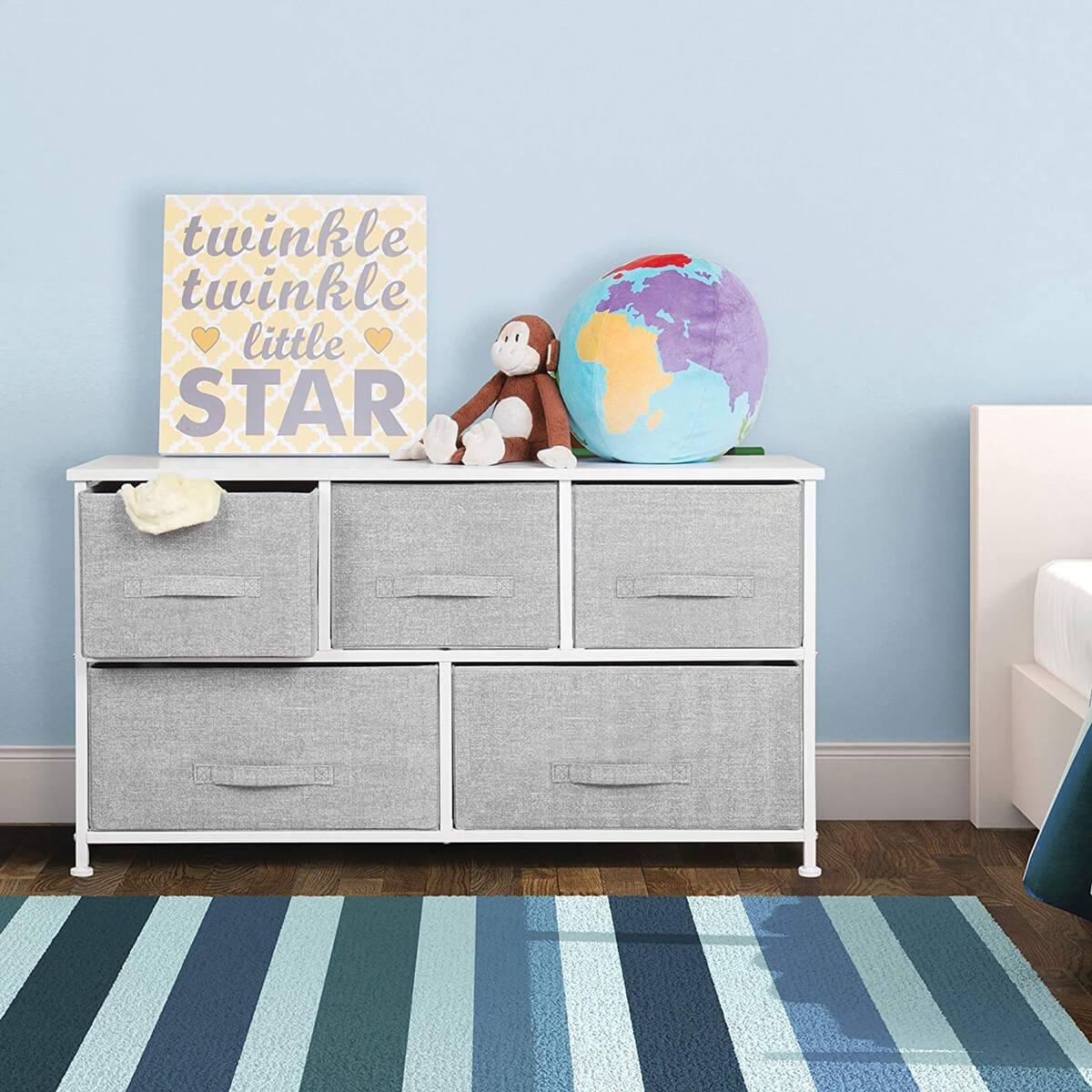 Как организовать пространство в комнате вашего ребёнка фото 1