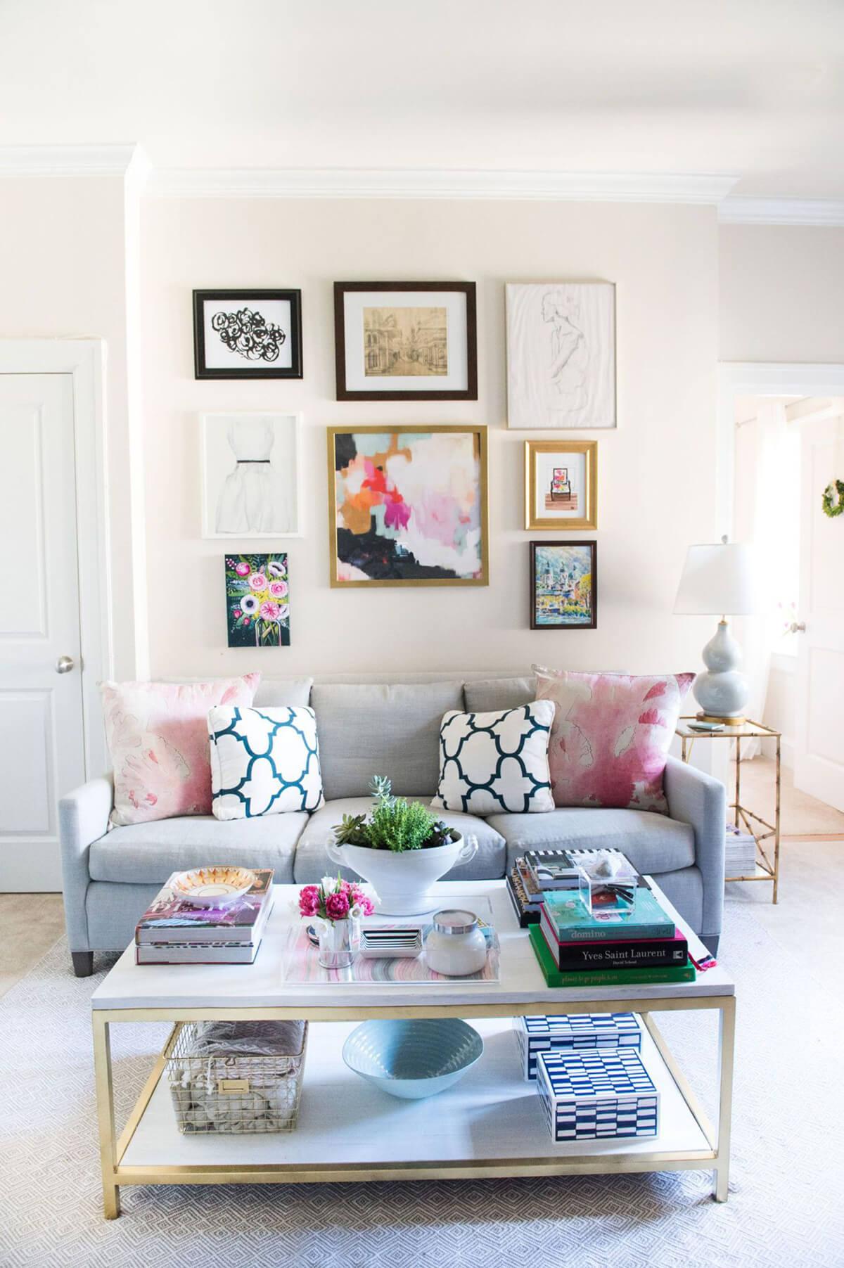 идеи дизайна интерьера вашей гостиной комнаты фото 4