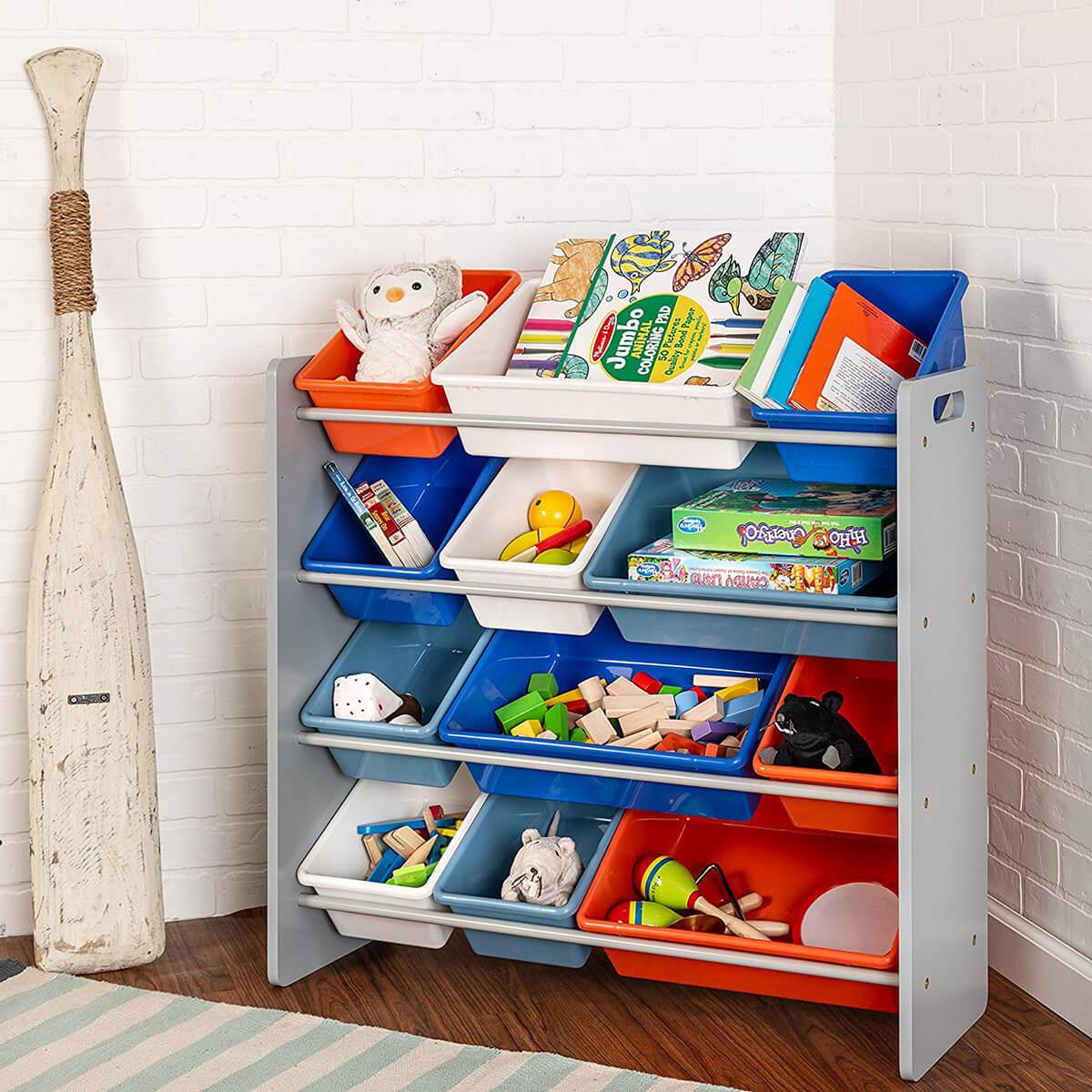 Как организовать пространство в комнате вашего ребёнка фото 3