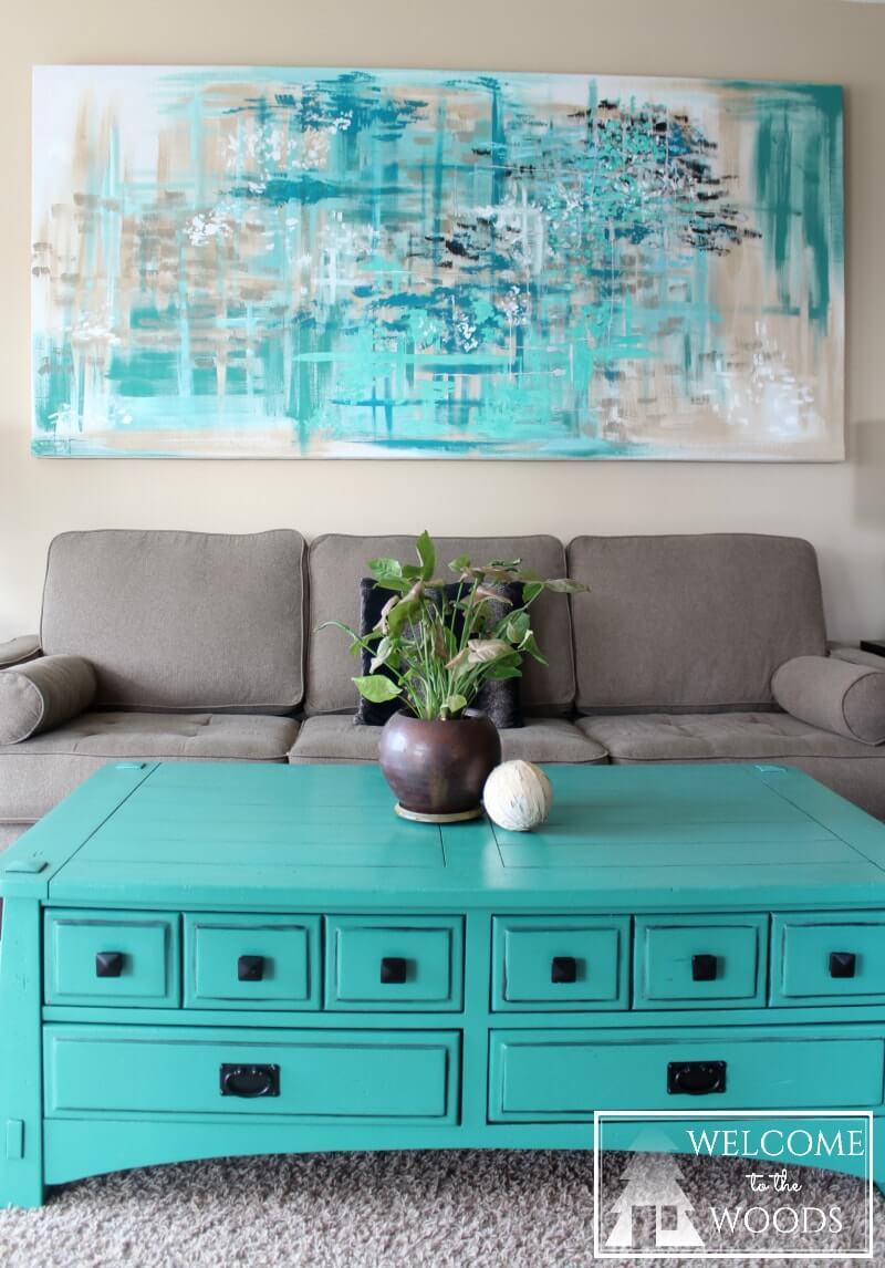 Настенное искусство в вашей гостиной фото 3