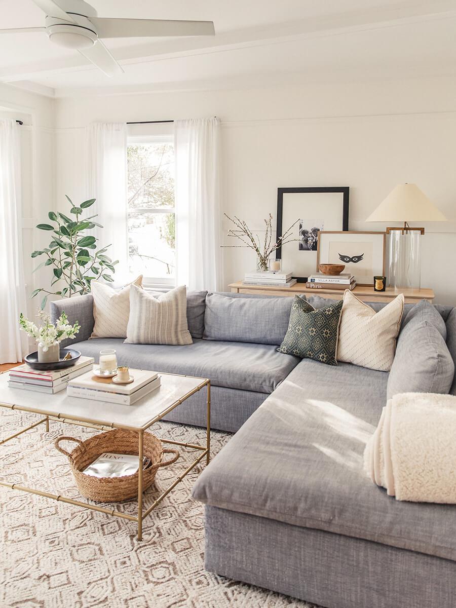 идеи дизайна интерьера вашей гостиной комнаты фото 5