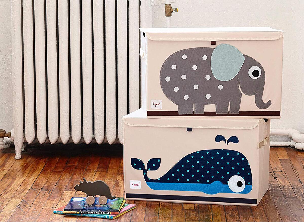 Как организовать пространство в комнате вашего ребёнка фото 4