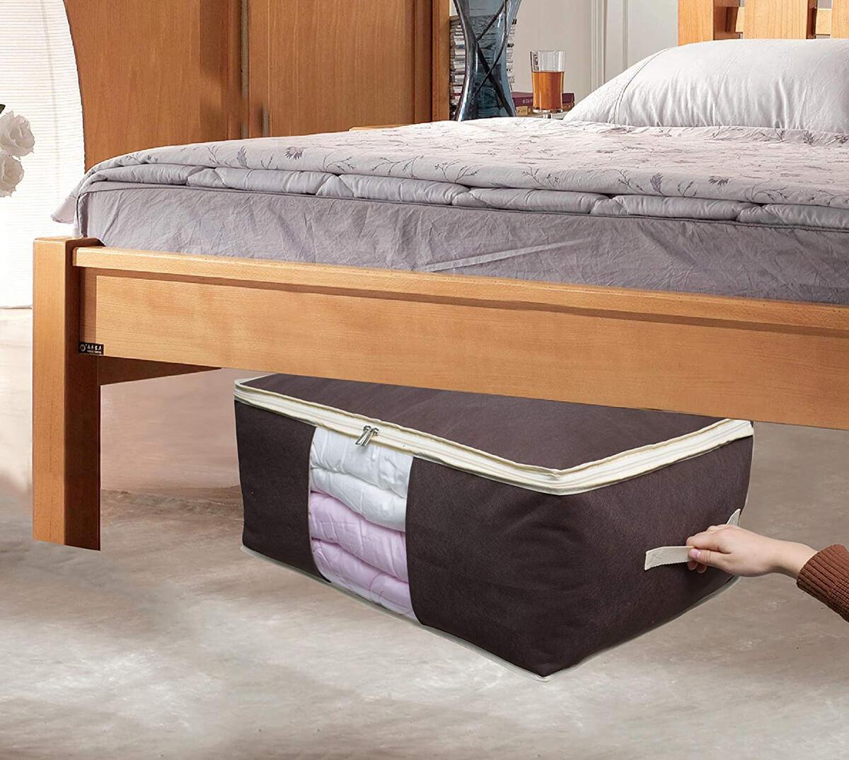 Организация пространства в вашей спальне фото 5