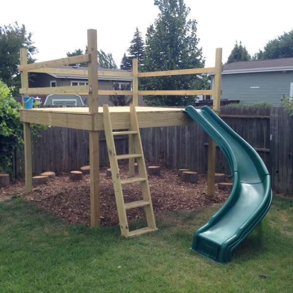 Открытие детские площадки фото 6