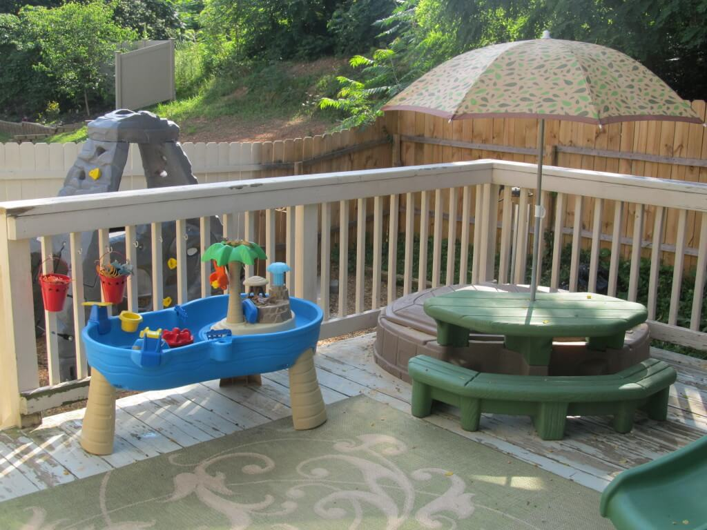 Открытие детские площадки фото 9