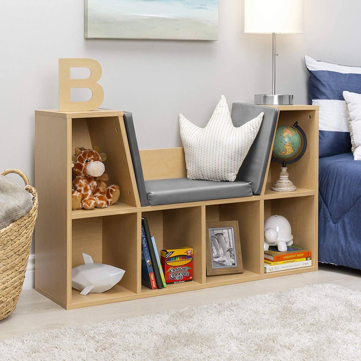 Как организовать пространство в комнате вашего ребёнка фото 10