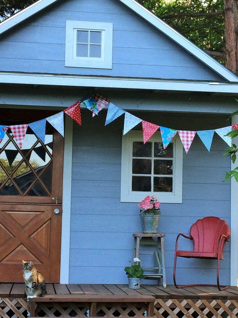 идеи декора крыльца в вашем доме фото 11