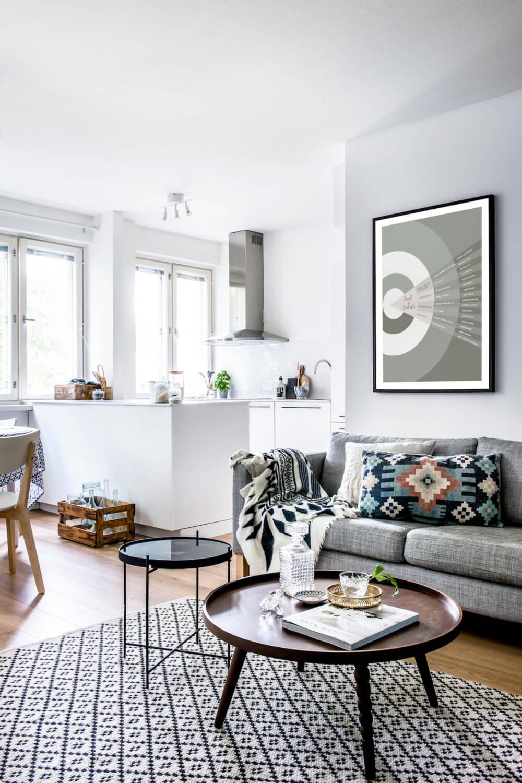 идеи дизайна интерьера вашей гостиной комнаты фото 12