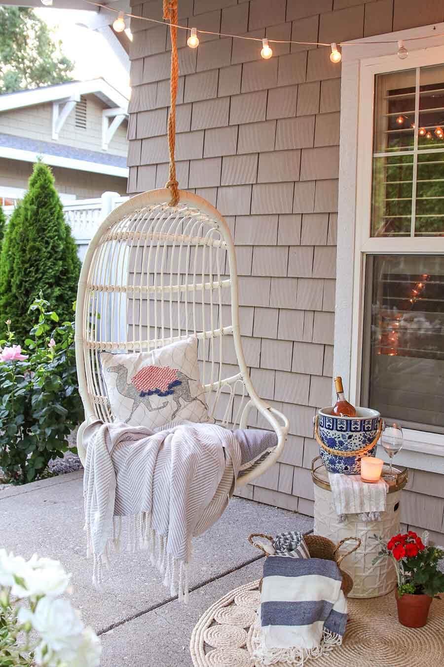 идеи декора крыльца в вашем доме фото 7