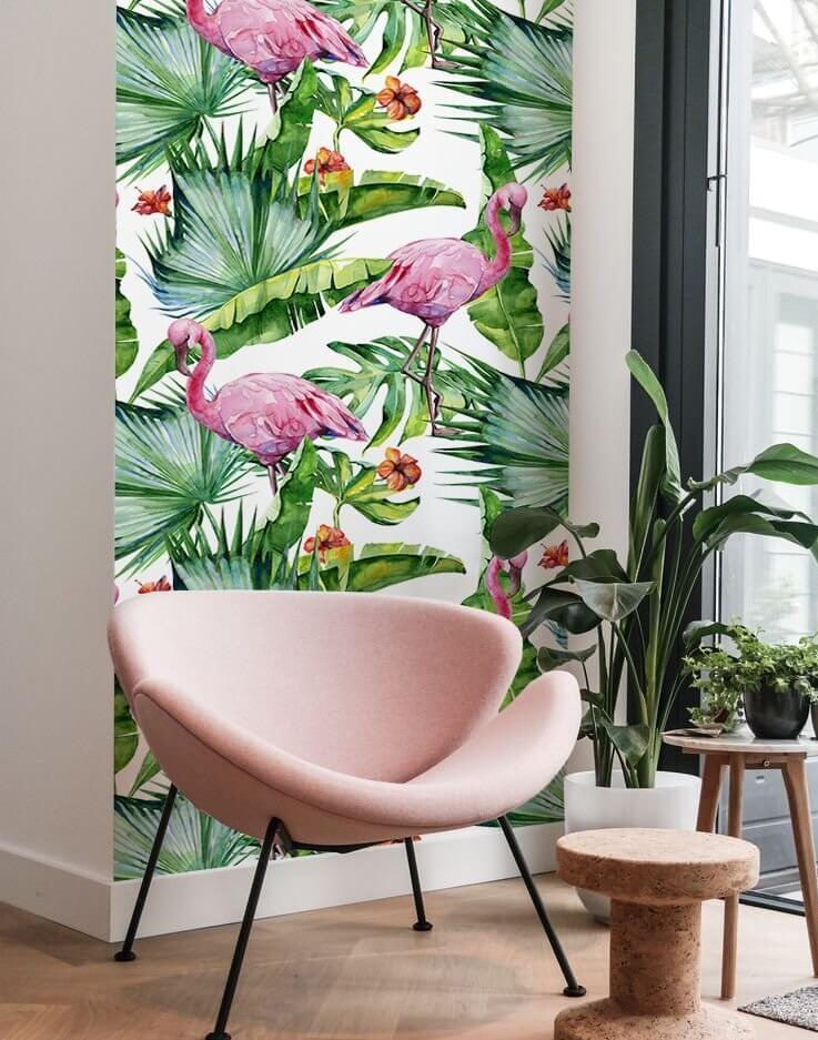 Настенное искусство в вашей гостиной фото 11