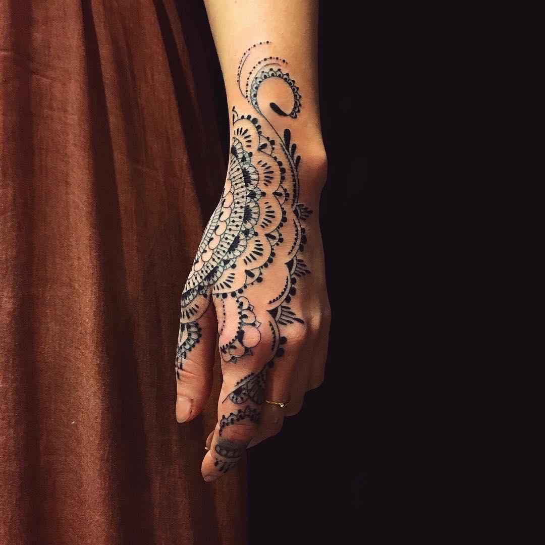 Креативные и стильные варианты татуировок фото 2