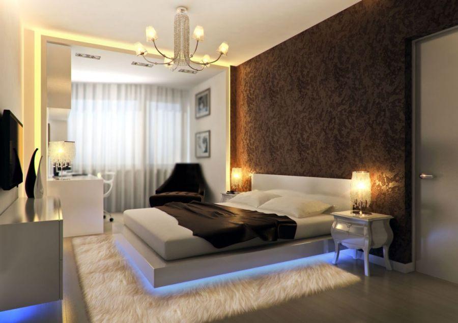 идеи интерьера вашей спальни фото 13