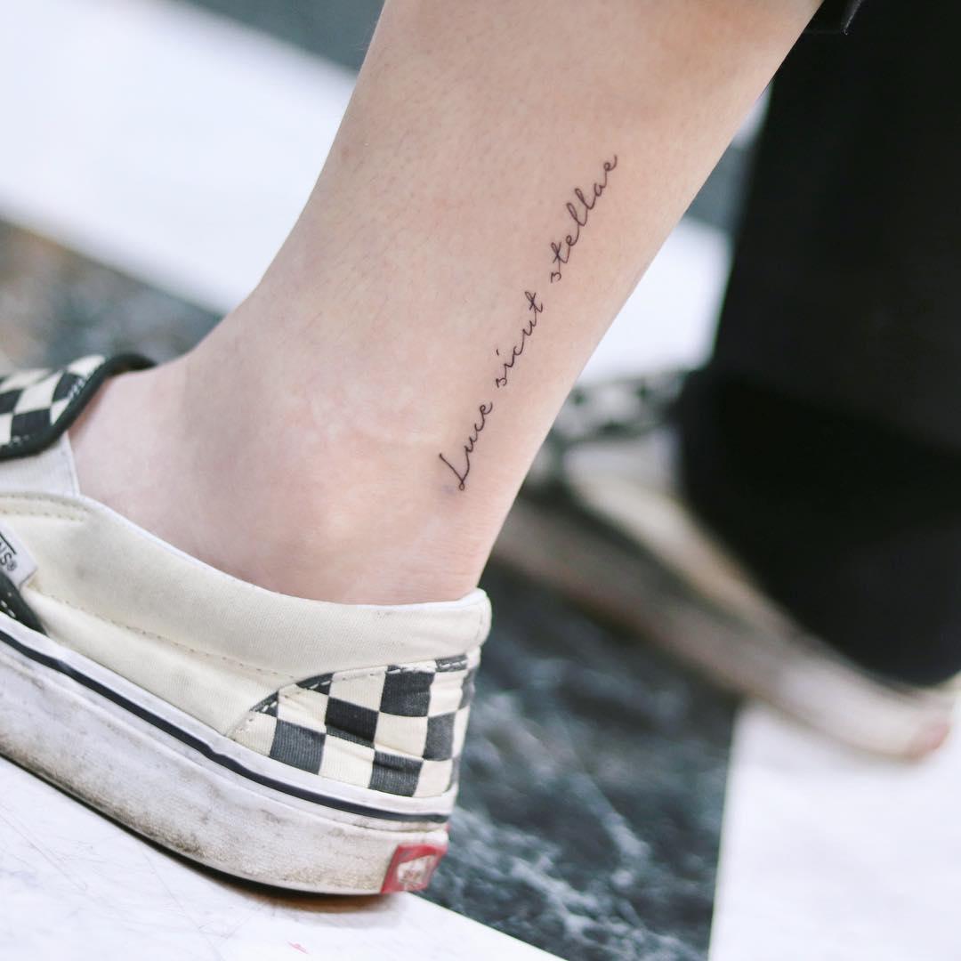 Креативные и стильные варианты татуировок фото 12