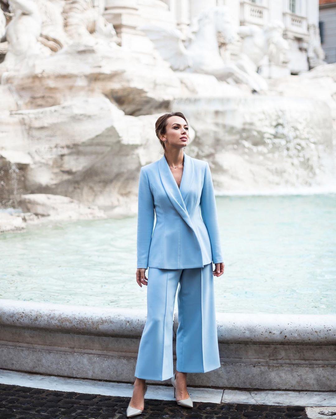 модные образы для бизнес-леди осень 2019 фото 3